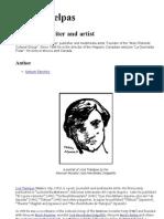 Jose Tlatelpas Bio as published in Google Knol