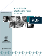 2010PGY_YouthInIndiaReport