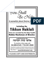 Tikun Book