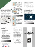 Leaflet Periksa Payudara Sendiri
