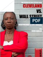Cleveland vs Wall Street