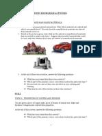 03 PCK Activities