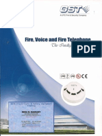 Fire Alarm Catalogues