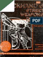 Cyberpunk 2020 - Blackhands Street Weapons