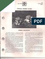 Rochester Monojet Service Manual