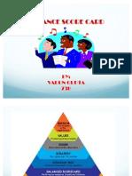 Balance Scorecard Ppt_Varun73B OS