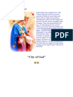 The Mystical City of God - Maria Agreda