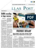 The Dallas Post 02-26-2012