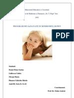 Program de Sanatate