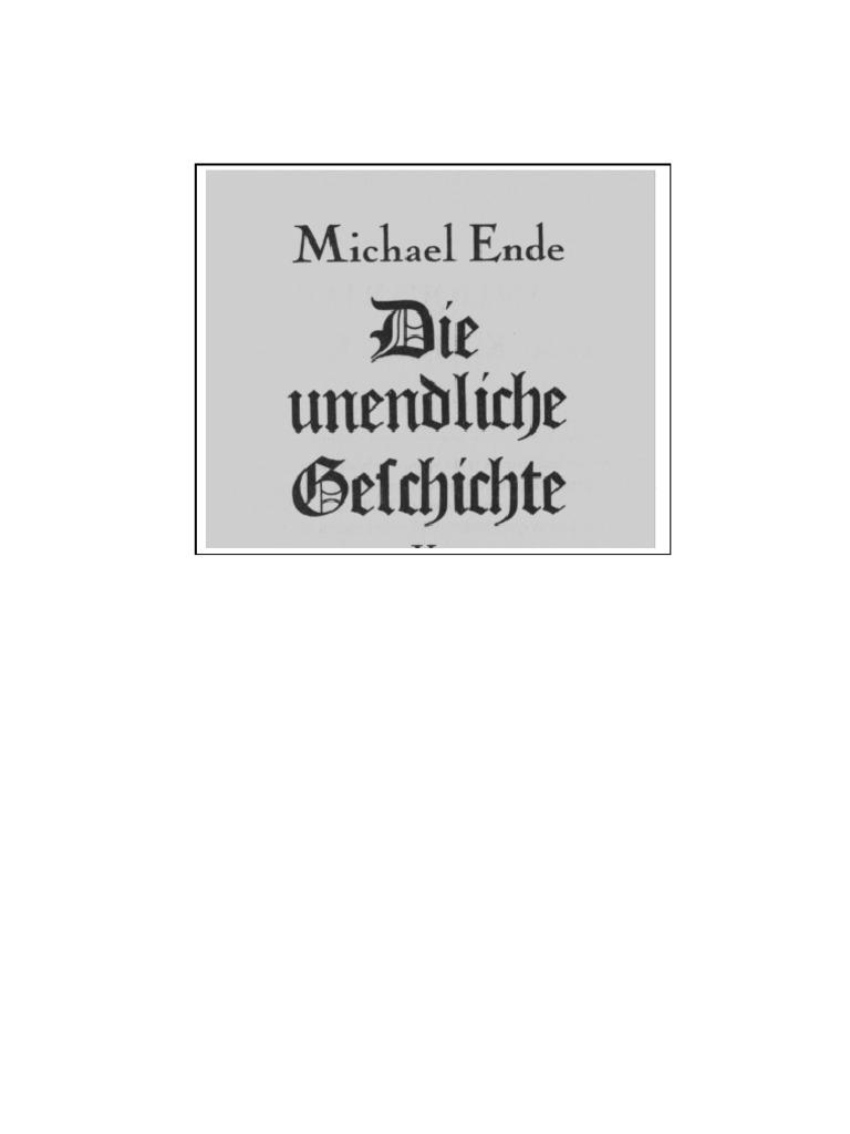 Michael ende die unendliche geschichte скачать pdf
