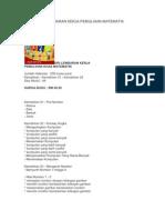 Senarai Kemahiran Pemulihan Matematik