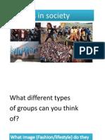 Social Groups in Society[1]