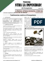 Boletín nº 7 de nuestra Plataforma