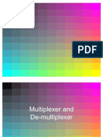 Multiplexer And