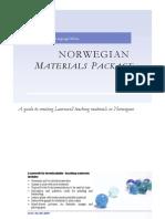 Norwegian Materials Package