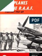 Warplanes of the Raaf Fighters 1921-1969