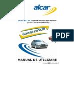 Alcar H21DL_utilizare
