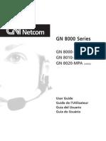 GN8000 Black Box Manual
