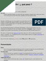 Diccionario Canario