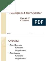 Travel Agency & Tour Operator