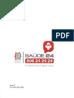 Saude 24 - Dossier Do Prof