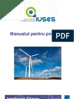 Eficiența Energetică - Manualul pentru profesori - proiectul IUSES