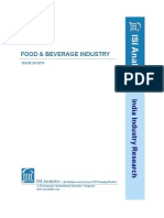 Food & Beverage 2H10 Industry