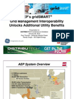 AEP's GridSMART Grid Management Interoperability Unlocks Additional Utility Benefits