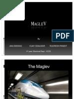 Maglev Final Ppt
