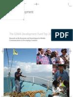 Gsm a Development Fund Top 20 Print