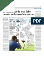 El Observador de Aves Debe Invertir en Buenos Binoculares