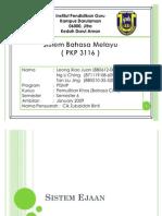Tajuk 8-Sistem Ejaan Pkp 3116