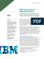 IBM Comverse Solution Brief Including Cloud