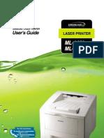 ML1450 English Manual