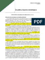 U5 Encuestas y opinión pública - Hentschel