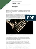 Hirnforschung Traum Therapie