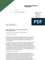 Brief Aan Tweede Kamer Wopt Rapport Age 2010