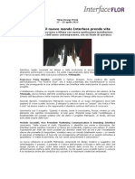 InterfaceFlor cs Fuorisalone 2012