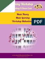 Music Theory Workshop Methods