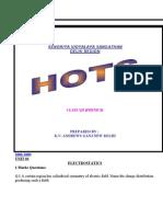 Physics 12 Hot Physics