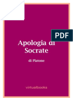 [E-Book - ITA] - Platone - Apologia Di Socrate