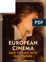 53295203 European Cinema Face to Face With Hollywood Thomas Elsaesser