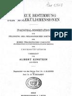 Einstein Diss