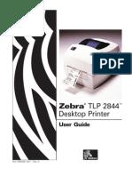 Zebra TLP2844