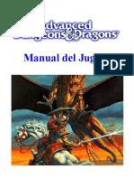 -=[ROLes]=- D&D - Manual del Jugador(TSR)(2ªed)