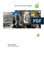Bp Fourth Quarter 2010 Results Presentation Slides