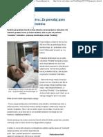 Korupcija u zdravstvu_ Za porođaj pare traže direktno i indirektno