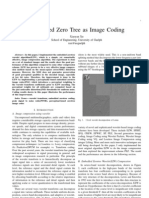 P20__Embedded Zero Tree as Image Coding