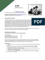 HIS285 Korean War Syllabus