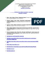 Analiza Portofoliului de Credite Al Unei Banci Comerciale